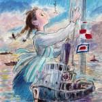 "Frankreich zeigt im Januar 2012 Ghiblis ""Kokuriko-Zaka Kara"""