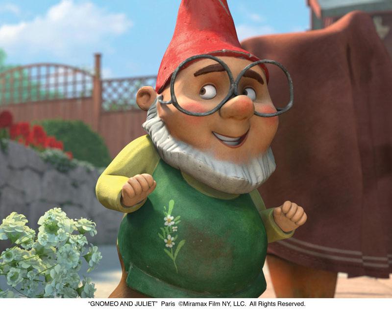 Neue Bilder: Gnomeo & Julia - Anidrom - Animation News