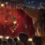 "Neue Concept Arts zu Guillermo del Toros ""Pinocchio"""
