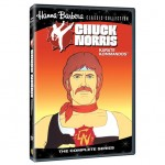 Chuck Norris Zeichentrickserie als DVD-on-Demand