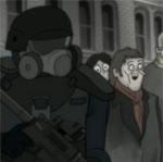 Trailer zu Indie-Animationsfilm Black Sunrise von Nick Cross
