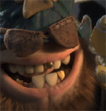 The Pirate: CG im Knet-Look