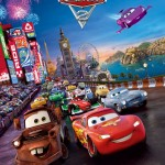 Cars 2: Italienisches Kinoplakat