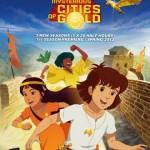 """Poster zu """"Die geheimnisvollen Städte des Goldes 2"""""""