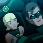 "Clip: ""Green Lantern: Emerald Knights"""