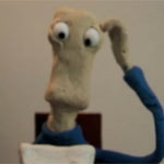 """At The Office"": Claymation von Tim Wheatley"