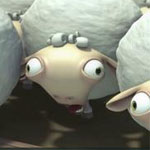 """Holy Sheep"" von Justin Farris"