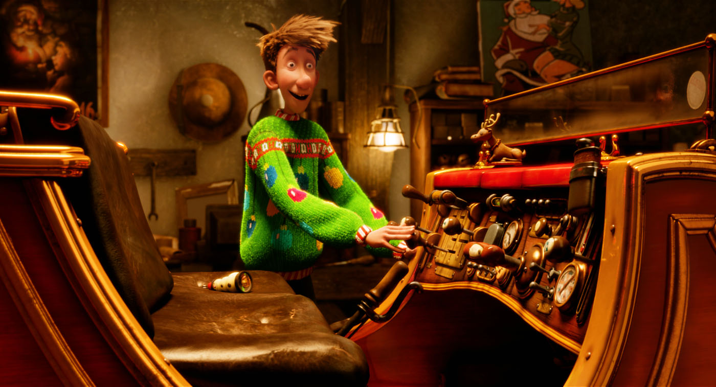 neue bilder und inhalt zu aardmans arthur christmas. Black Bedroom Furniture Sets. Home Design Ideas