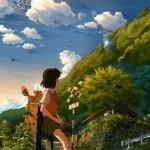 """Makoto Shinkai über seinen neuen Anime """"Hoshi o Ou Kodomo"""""""