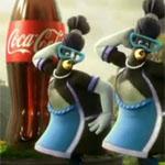 Coca Cola erklärt Fröhlichkeit in fünf Lektionen