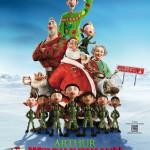 """Filmausschnitt aus """"Arthur Christmas"""""""