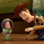 """Zwei Bilder zu Toy Story-Kurzfilm """"Small Fry"""""""