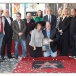 John Lasseter kriegt Stern auf dem Walk of Fame