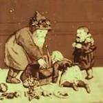 "Kein Weihnachten ohne Terry Gilliams ""The Christmas Card"""