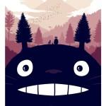 Totoro: Mondo macht Studio Ghibli Poster-Reihe