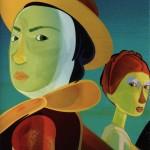 Poster zum New York Int. Children's Film Festival 2012