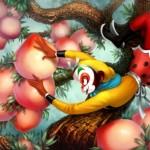 """3 Bilder zur restaurierten 3D-Fassung von """"The Monkey King"""""""