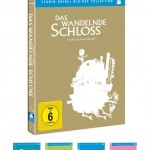 "Studio Ghiblis ""Howl's Moving Castle"" im Mai 2012 auf Blu-ray"