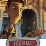 """Erster Teaser und Behind-the-Scenes zu Tischfussball-Film """"Foosball"""""""