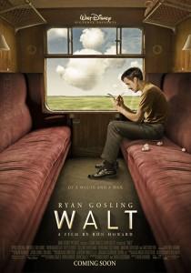 Ryan Gosling als Walt Disney