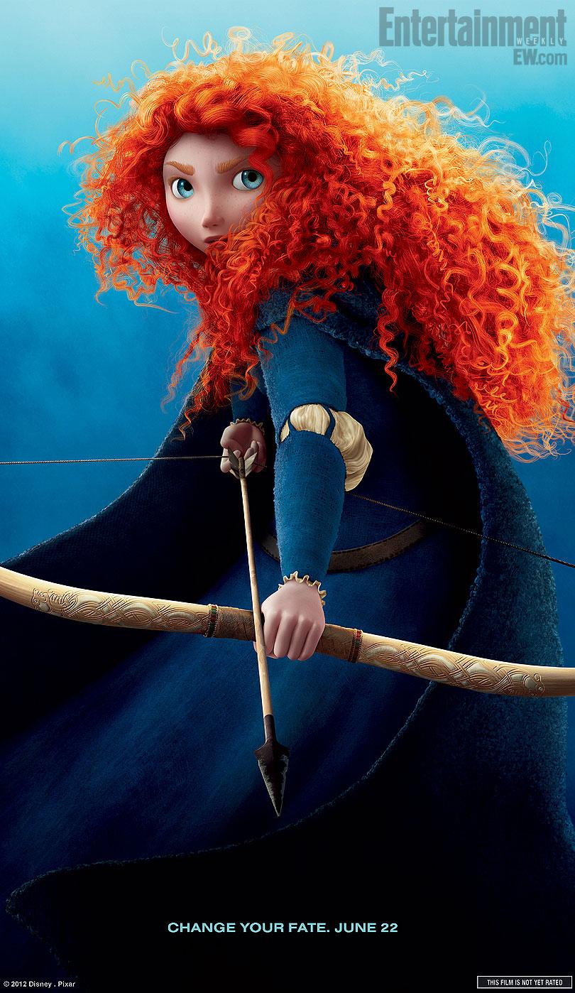 Brave-Character-Poster-Merida
