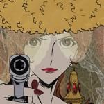 """Bilder und Zeichnungen aus """"Lupin the Third – Mine Fujiko to Iu Onna"""""""