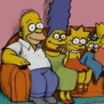 """The Simpsons"" Couch-Gag von Bill Plympton"
