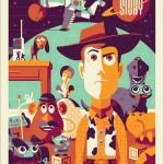 Toy Story: Neues Poster von Mondo