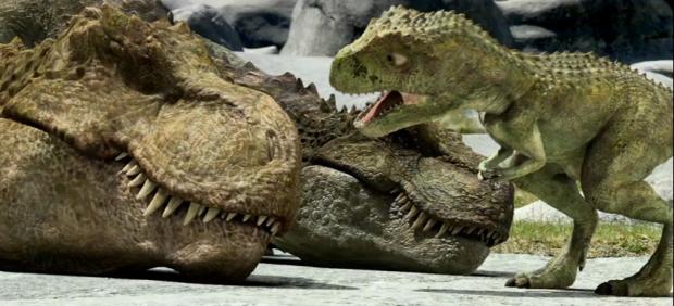 Speckles: Die Abenteuer eines Dinosauriers 3D