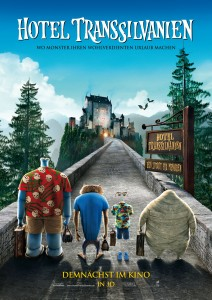 Kinostart von Hotel Transylvania 2
