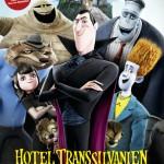 """Finales Poster zu """"Hotel Transsilvanien"""""""