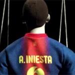 Patrick Boivin und Aardman für Iniesta-Werbung von Nike