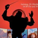 """""""Pixar in Concert"""": Livekonzert mit allen Pixar-Soundtracks… (Update: abgesagt!)"""