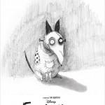 """Hübsches IMAX-Poster zu Tim Burtons """"Frankenweenie"""""""