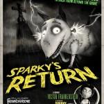 Frankenweenie: Retro Monsterfilm-Poster
