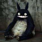 Totoro in Fleisch und Blut