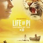"Trailer zu Ang Lees 3D-Debüt ""Life of Pi: Schiffbruch mit Tiger"""