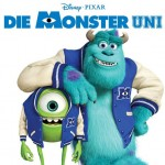 Teaser Poster zu Pixars Die Monster Uni