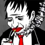 """Musikvideo """"Venom"""" von Angemike Blink"""