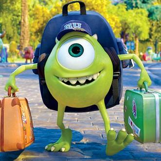 Langtrailer zu Pixars Monsters University