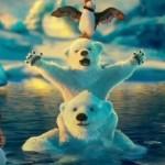 Coca-Cola Polar Bears Kurzfilm: Happy Feet trifft auf Nemo und Simba