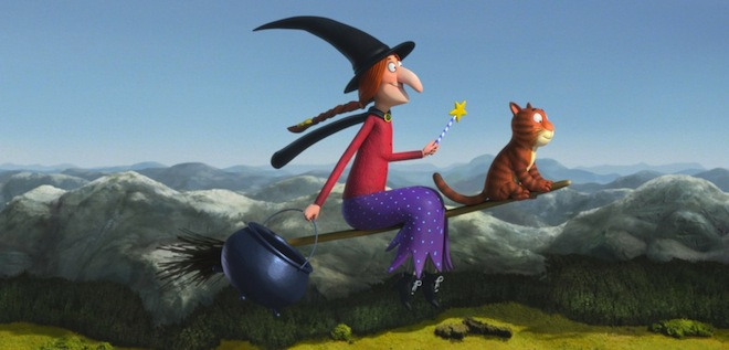 Room On The Broom von Studio Soi
