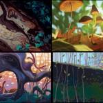 Pixars newt Konzeptbild 3
