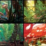 Pixars newt Konzeptbild 6