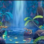 Pixars newt Konzeptbild 9