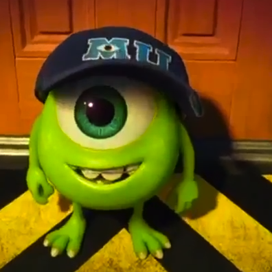 Japanischer Monsters University Trailer: Spoileralarm & Zuckerschock