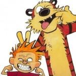 Calvin und Hobbes Animation