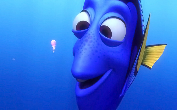 Aus Finding Nemo 2 wird Finding Dory