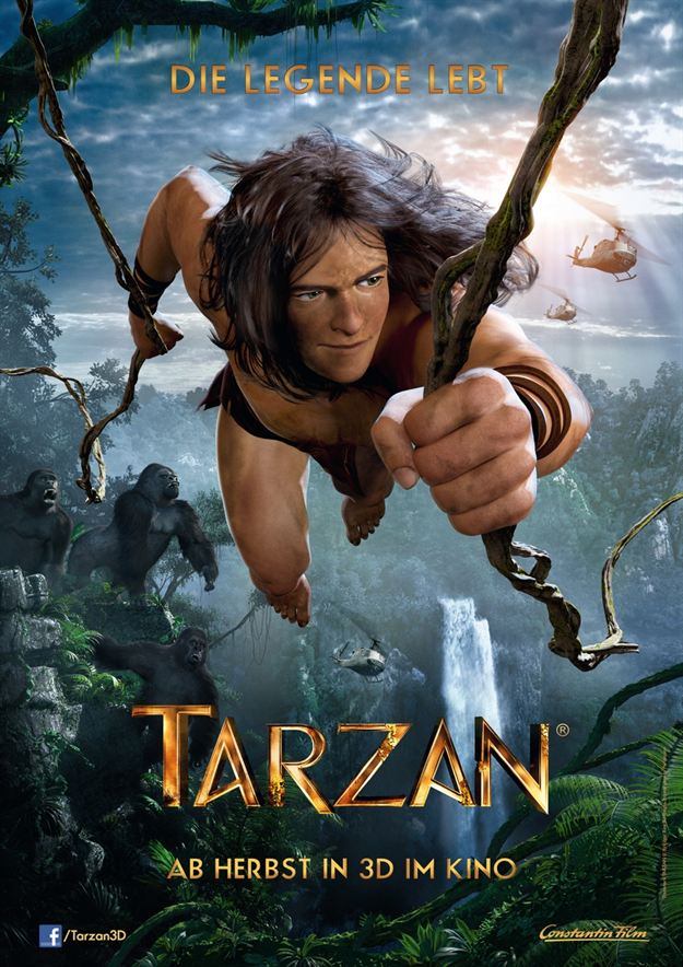 Tarzan 3D Trailer