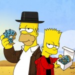 The Simpsons Couch-Gag als Breaking Bad-Parodie